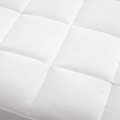 Highline 3M Microfiber 13 Polyester Mattress Pad Size: Twin