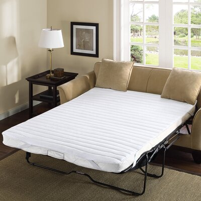 Frisco Microfiber Sofa Bed Pad Size: Full