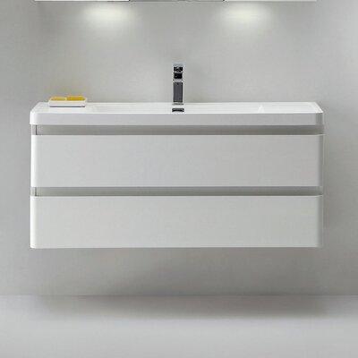 Glazzy 48 Single Bathroom Vanity Set