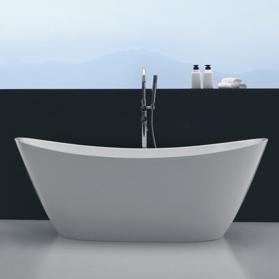Bella 67 x 32 Soaking Bathtub