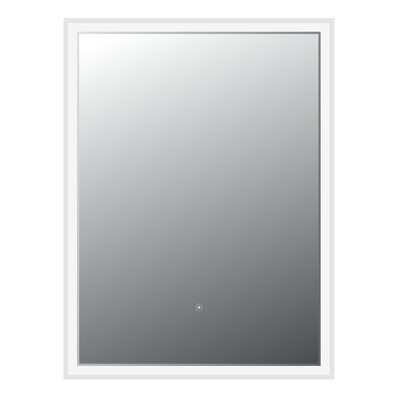 Stockholm Lighted Bathroom Vanity Wall Mirror