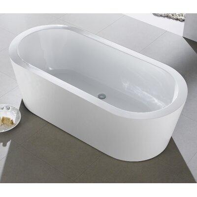Ramo 58 x 29 Freestanding Bathtub