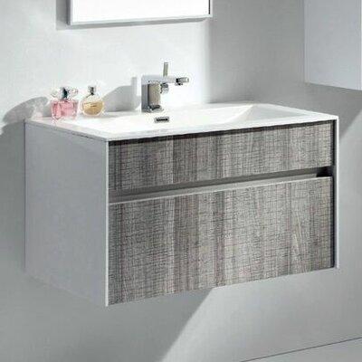 Ashy 32 Single Bathroom Vanity Set