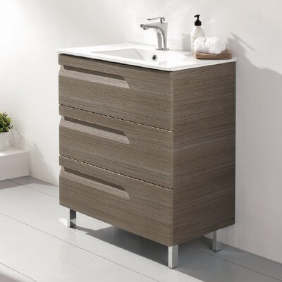Vitta 24 Single Bathroom Vanity Set