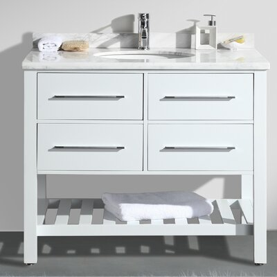 Natalie F.� 42 Single Bathroom Vanity Set