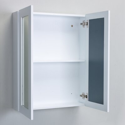 Tux 24 x 30 Surface Mount Medicine Cabinet Finish: White