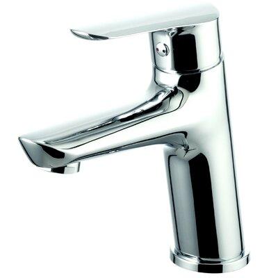 Serin� Single Hole Single Handle Bathroom Faucet Finish: Chrome