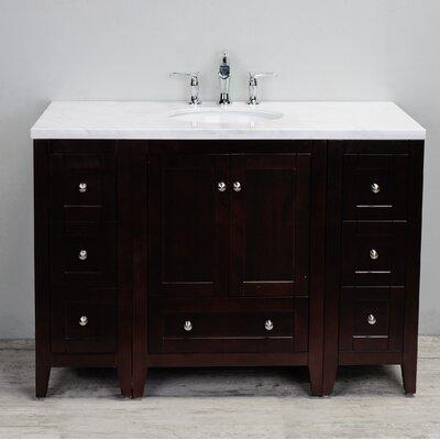 Lime 48 Single Bathroom Vanity Set