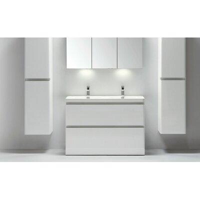 Blaire 48 Double Bathroom Vanity Set