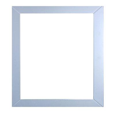 Piccirillo Modern Framed Bathroom Wall Mirror Size: 31