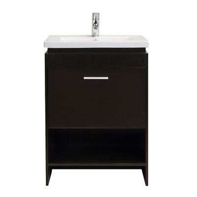 Totti Lano 24 Single Bathroom Vanity Set