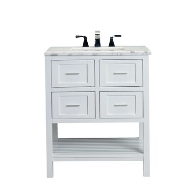 Natalie 30 Single Bathroom Vanity Set