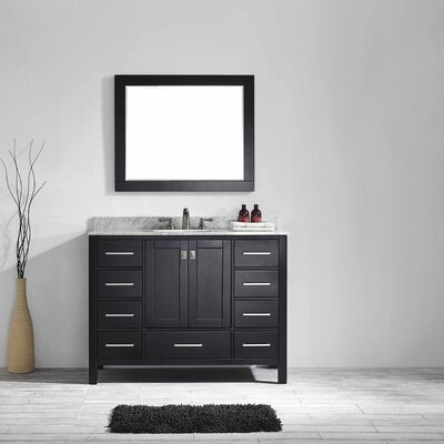 Aberdeen 48 Single Bathroom Vanity Set