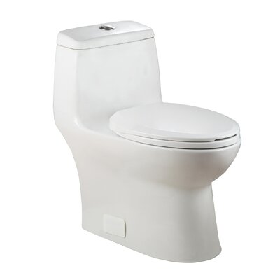 Hurricane Elongated Toilet Seat