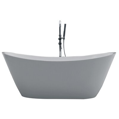 Bella 60 x 27 Freestanding Soaking Bathtub