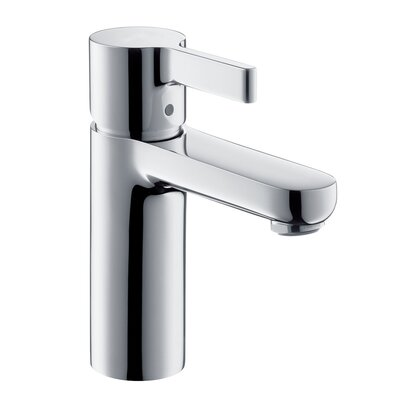 Metrix Single Handle Bathroom Faucet with Drain Assembly