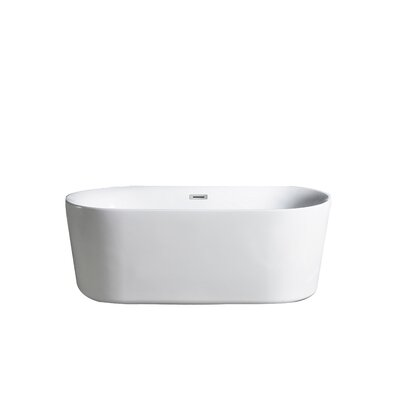 Tiffany 32 x 60 Soaking Bathtub