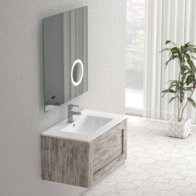Casandra 32 Single Bathroom Vanity Set