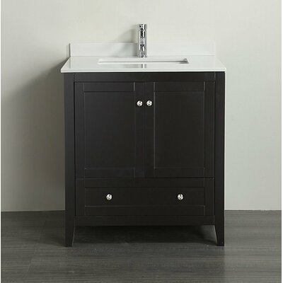Hutcherson 30 Single Bathroom Set