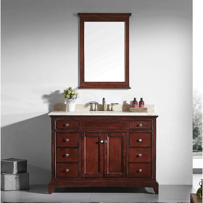 Strickland 48 Bathroom Vanity Base