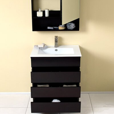 Rhee 24 Single Bathroom Vanity Set