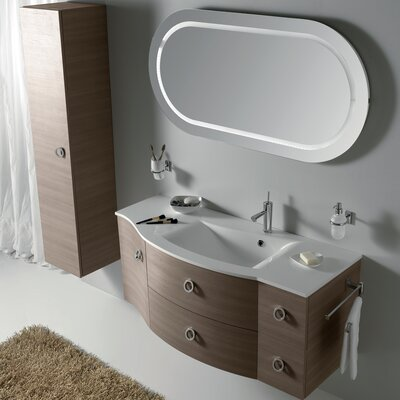 Aghalee 52 Single Bathroom Vanity Set