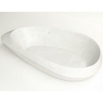 Pebble Stone Specialty Vessel Bathroom Sink