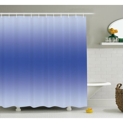 Billington Clear Sky in Summer Day Shower Curtain Size: 69 W x 75 L