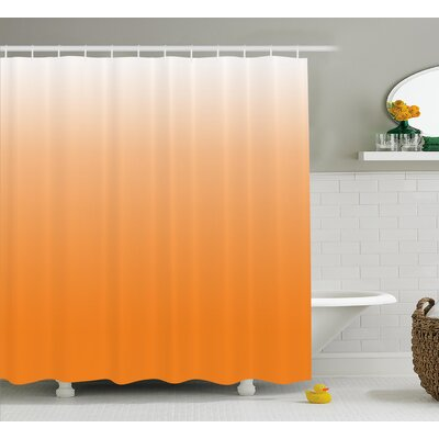Fred Sunset House Decoration Shower Curtain Size: 69 W x 75 L