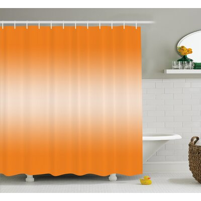 Maddox Hot Beach Summer Print Shower Curtain Size: 69 W x 84 L