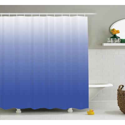 Inspired Mysterious Ocean Design Shower Curtain Size: 69 W x 70 L
