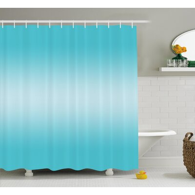 Maddox Open Sky Inspired Art Shower Curtain Size: 69 W x 84 L
