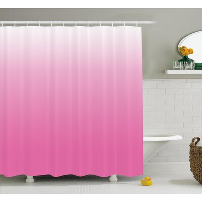 Beaird Dreamy Modern Design Shower Curtain Size: 69 W x 75 L