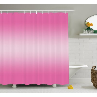 Fred Sweet Candy Inspired Art Shower Curtain Size: 69 W x 75 L