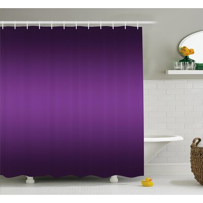 Inspired Cinema Curtain Design Shower Curtain Size: 69 W x 84 L