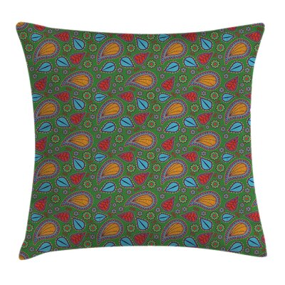 Fern Pillow Cover Size: 16 x 16