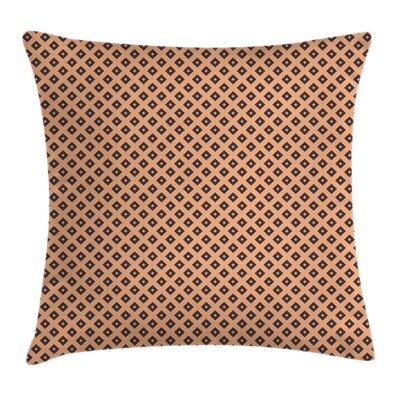Modern Trellis Pillow Cover Size: 16 x 16