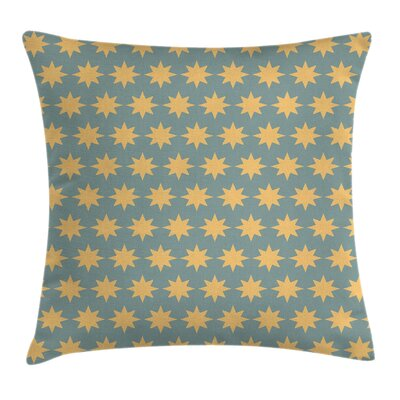 Modern Elegant Starry Night Cushion Pillow Cover Size: 18 x 18