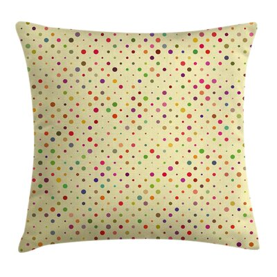 Dots Pillow Cover Size: 24 x 24