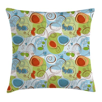 Modern Waterproof Pillow Cover Size: 24 x 24