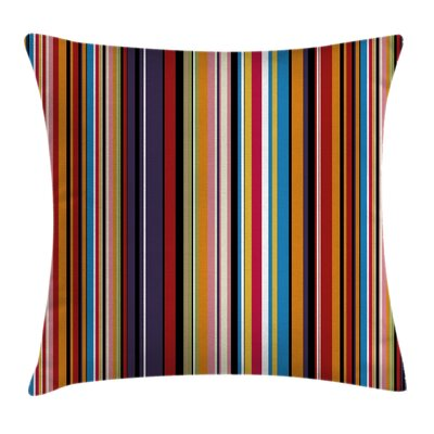 Modern 18 Square Pillow Cover Size: 24 x 24