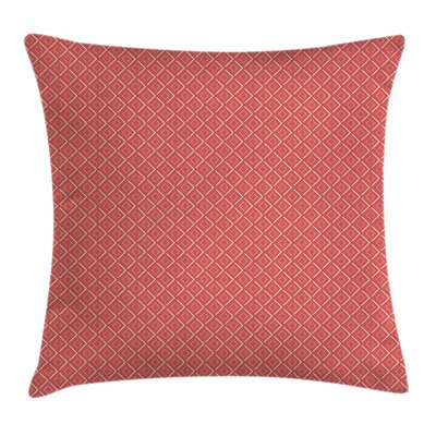 Modern Removable Pillow Cover Size: 18 x 18