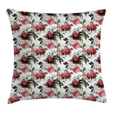 Square Pillow Cover Size: 24 x 24