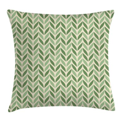 Symmetric Square Pillow Cover Size: 24 x 24