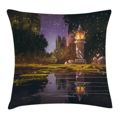 Landscape Pillow Cover Size: 20
