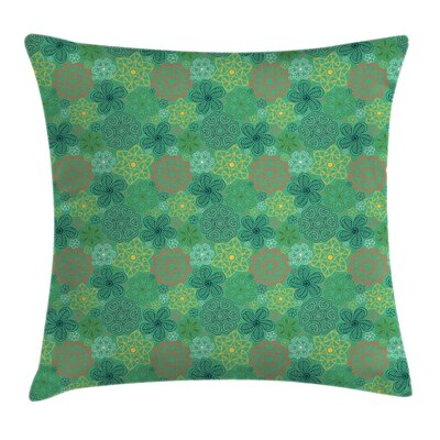 Emerald Pillow Cover Size: 24 x 24