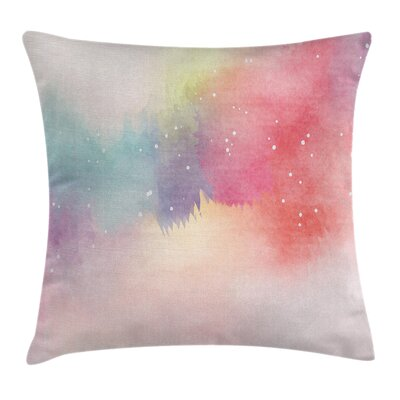 Modern Square Pillow Cover with Zipper Size: 24 x 24
