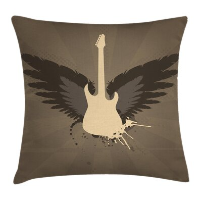Music Pillow Cover Size: 20 x 20