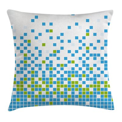 Modern Pixie Pillow Cover Size: 18 x 18