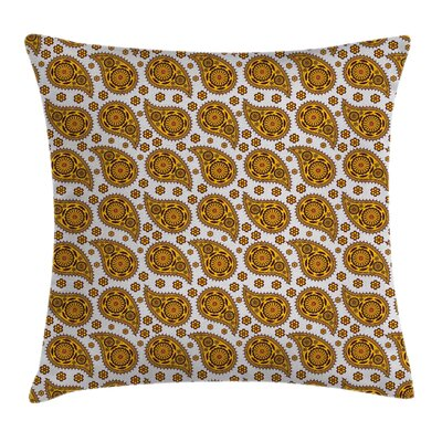 Paisley Pillow Cover Size: 24 x 24